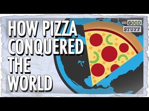 🍕How Pizza Invaded America (and Conquered The World)🍕