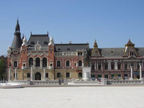 Oradea, Crișana, Romania - gateway to Central and Western Europe