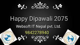 Happy dowali 2018 from websoft it nepal