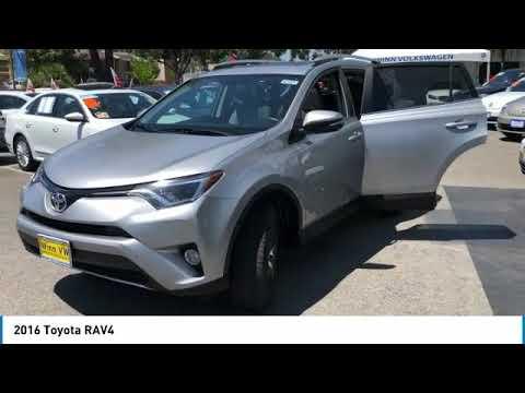 2016 Toyota RAV4 Live Woodland Hills CA W1501