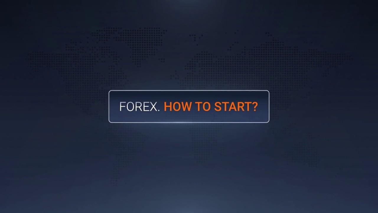 Forex startup