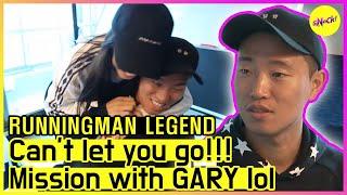 [RUNNINGMAN THE LEGEND] GARY is back again on Runningman..? (ENG SUB)
