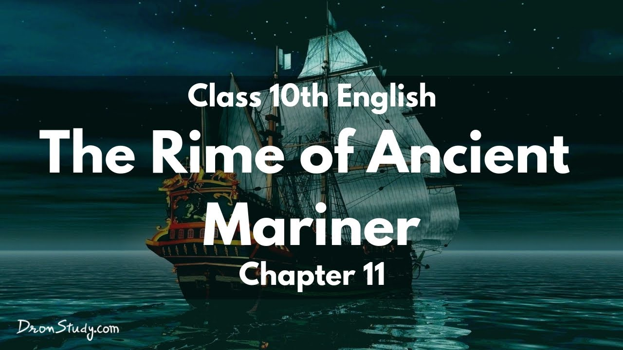 The rime of the ancient mariner class 10 x cbse english video the rime of the ancient mariner class 10 x cbse english video lectures youtube biocorpaavc Images