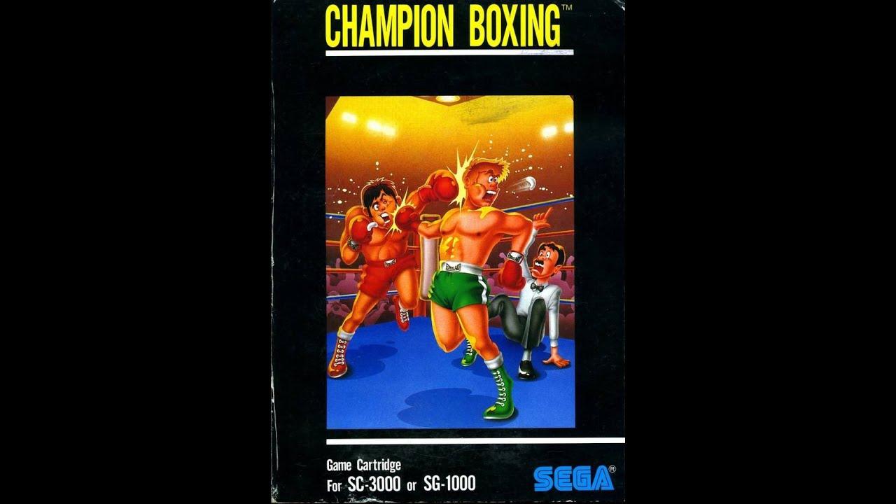 """Résultat de recherche d'images pour """"champion boxing sega"""""""
