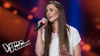 """Izabela Szafrańska - """"Flashlight"""" - Przesłuchania w ciemno - The Voice of Poland 9"""