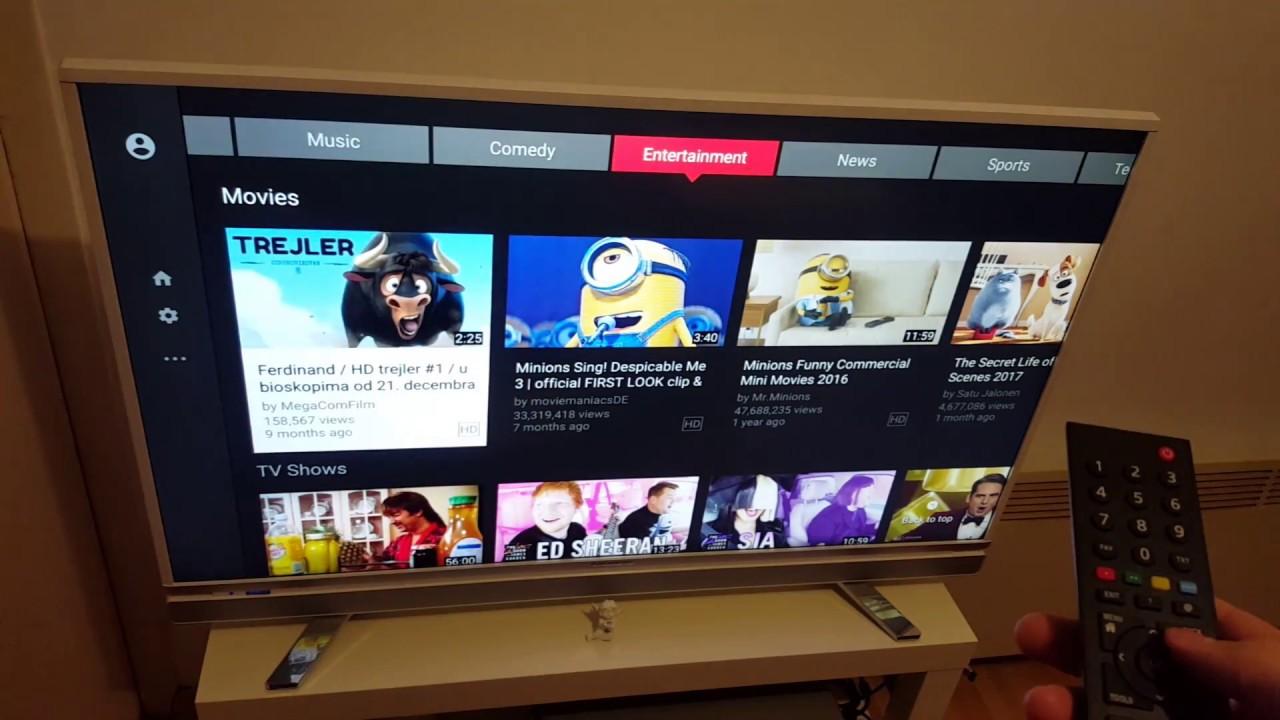 Test Smart Tv