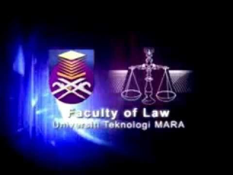 The Faculty of Law, UiTM