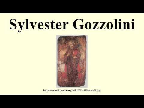 Sylvester Gozzolini