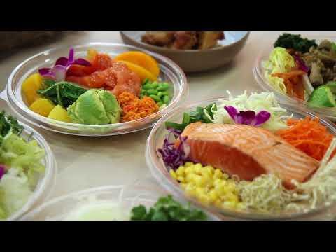 Poke Life -  Fast · Healthy · Fresh