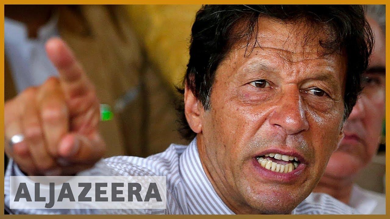 AlJazeera English:Analysis:  Imran Khan's speech at state assembly in Muzaffarabad
