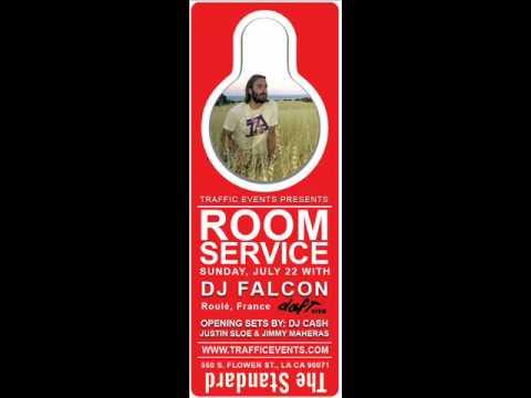 dj falcon unplugged
