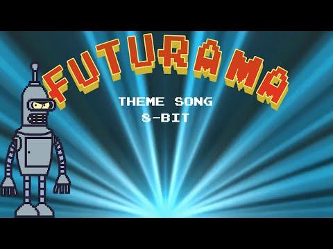 Futurama  Theme Song 8Bit