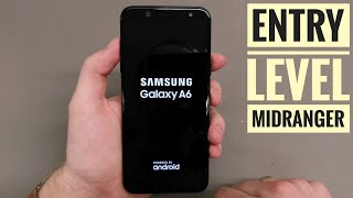 Samsung Galaxy A6 2018 Review