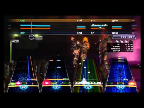 Anarchy Club - King of Everything final Rock Band 3 version