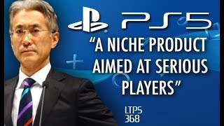 Sony: PS5 for Hardcore Gamers. Less Focus on Indie Games, More on AAA Exclusives. - [LTPS #368]
