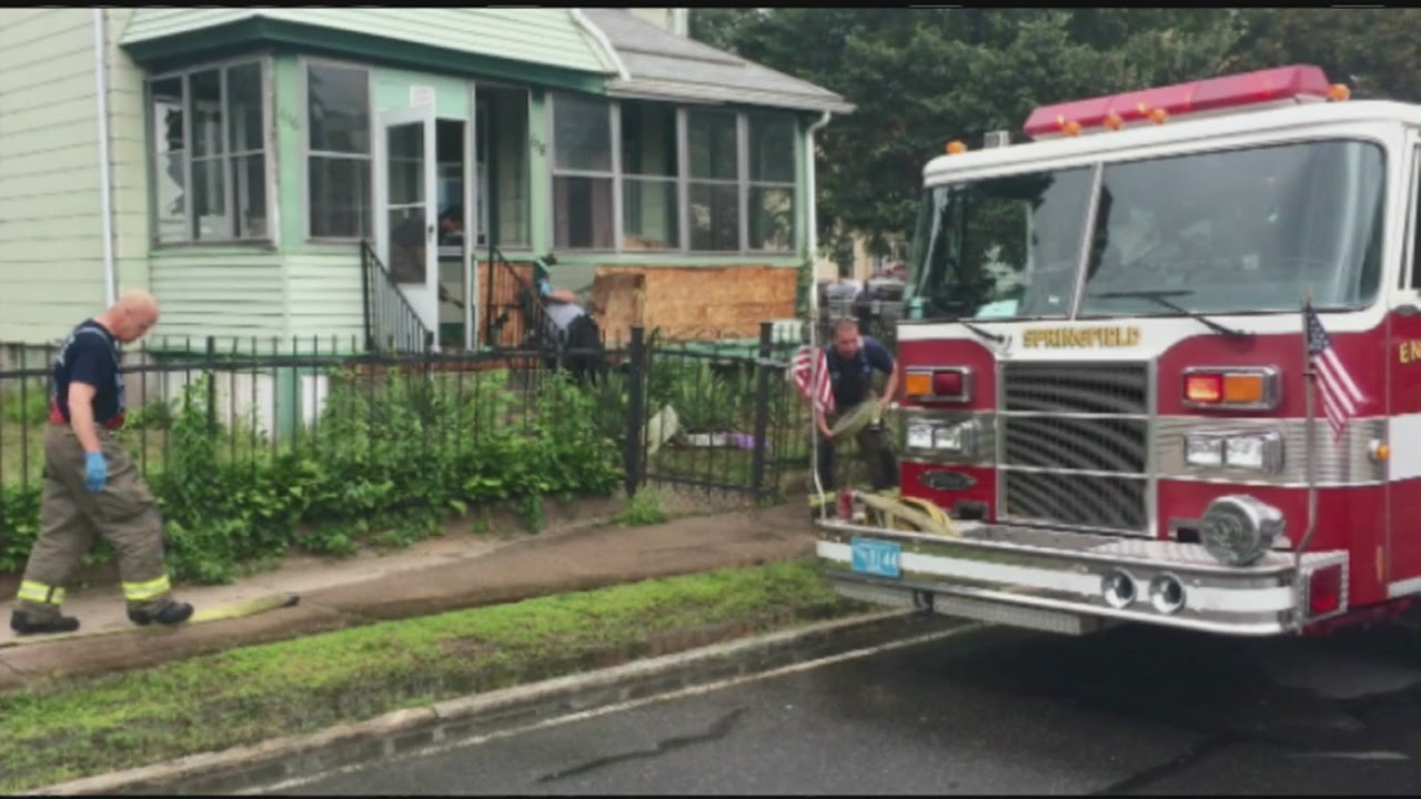 cigarette-starts-fire-under-porch-of-springfield-house