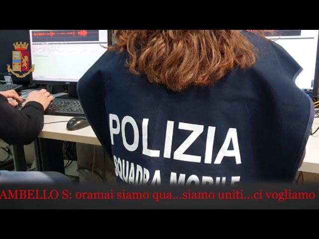 Reggio Calabria-Operazione Helianthus