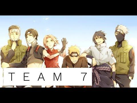 TEAM 7 vs MADARA in Ninja Heroes Storm Battle