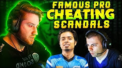 Famous Pro CHEATING Scandals! (CS:GO)