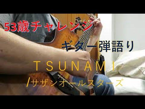 TSUNAMI/サザンオールスターズ ギター伴奏、弾き語り