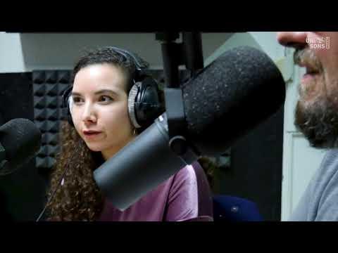 Uni'sons à Radio Clapas (Noür, Toniorina, Del'O)