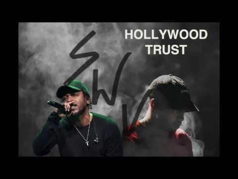 "*FREE BEAT* Kanye West x Kendrick Lamar Type Beat ""Hollywood Trust"""