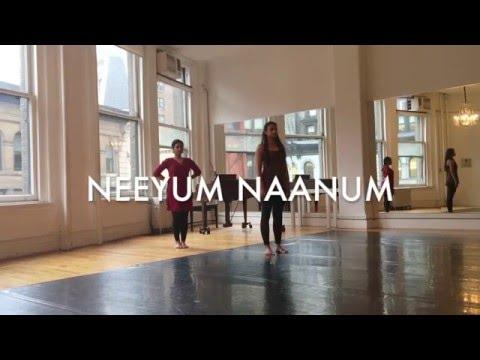 Neeyum Naanum - Bharathi & Abhinaya Penneswaran