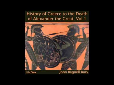 A History of Greece to the Death of Alexander the Great - part 1