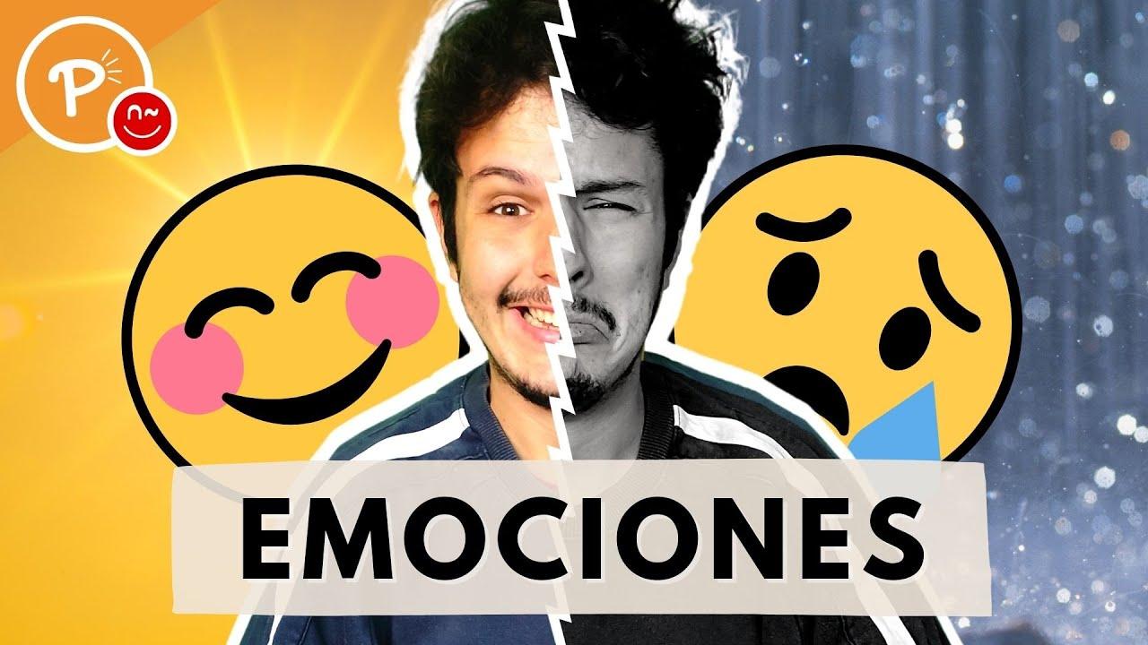 Claseprofedeele Las Emociones Y Los Estados De ánimo Youtube