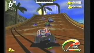 Stunt GP Game trailer (VHS Capture)