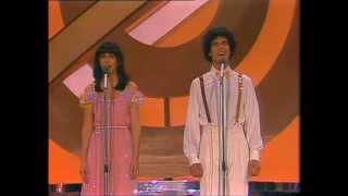 1979 Eurovision Israel - Gali Atari & Milk & Honey - Hallelujah HQ
