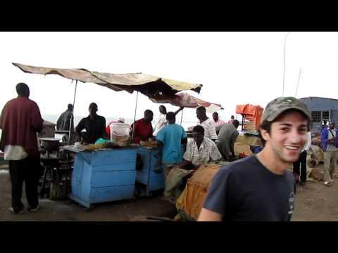 Fish Market on Lake Victoria - Entebbe, Uganda