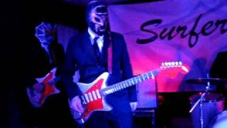 LOS STRAITJACKETS - 'SING SING SING'
