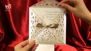 Запрошення на весілля 5448