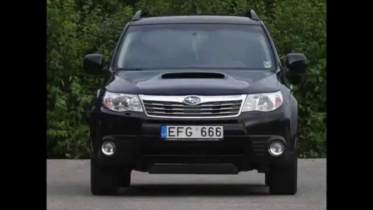 Subaru Forester Off Road >> SUBARU FORESTER 2010 Boxer Diesel MUD and OFF-Road PPROJECT - YouTube