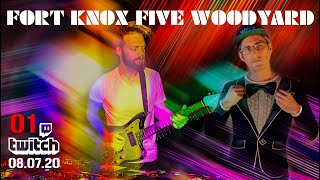 Fort Knox Five   Friday Night Funk ft. Woodyard  (Aug 7, 2020)
