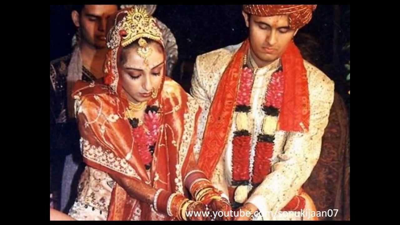 Sonu Nigam Wife Madhurima 720p HD