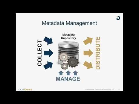 [Webinar] Metadata Management