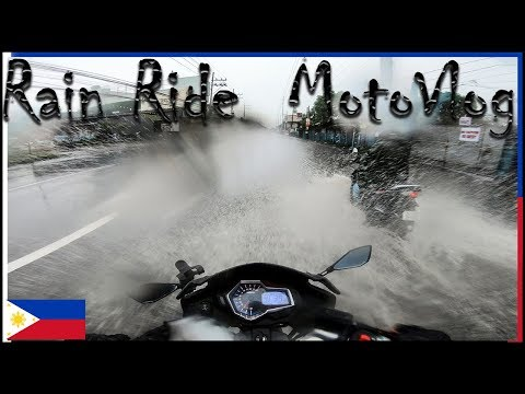 Rain Ride - Bulacan - All Souls Day