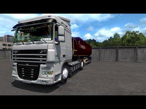 Euro Truck Simulator 2 [Рейс] Кореновск- Тимашевск