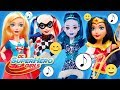 🎶 Carpool Karaoke Becomes a Dance Party with the DC Super Hero Girls