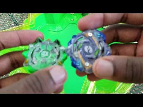 DIOMEDES D2 VS HYRUS H2! || HASBRO BEYBLADE BURST BATTLE!