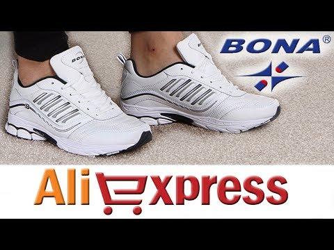 Кожаные кроссовки из Китая с AliExpress BONA SPORT Обувь Бонаиз YouTube · С высокой четкостью · Длительность: 8 мин48 с  · Просмотры: более 2.000 · отправлено: 15.07.2017 · кем отправлено: из Китая с AliExpress