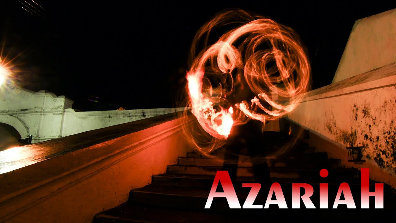 FNF World Cup 2015 | Indonesia | Azariah - YouTube