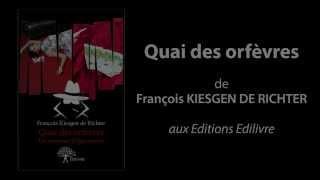 Bande annonce de Quai des orfèvres aux Editions Edilivre