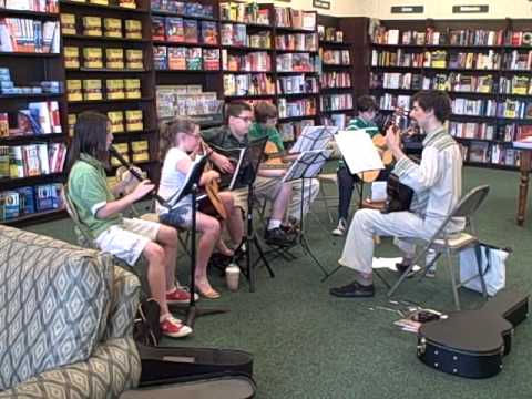 Pathway School of Discovery Ensemble at Barnes & Nobles 2010 E