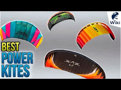 10 Best Power Kites 2018