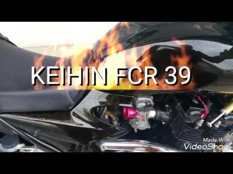 XJR1300 FCR~TMR MJN レスポンスの違い