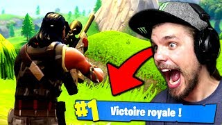 TOP 1 SURPRISE en LIVE  !! (Fortnite Battle Royale)