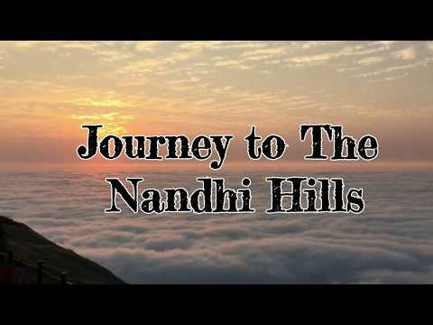 Journey to the NANDHI HILLS 4K ultra HD